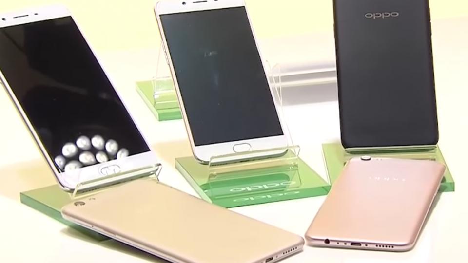 新iPhone傳搭3D手勢 OPPO「最強自拍機」迎戰