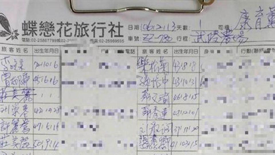 33死史上最慘!遊覽車國5翻覆意外 乘客名單公布