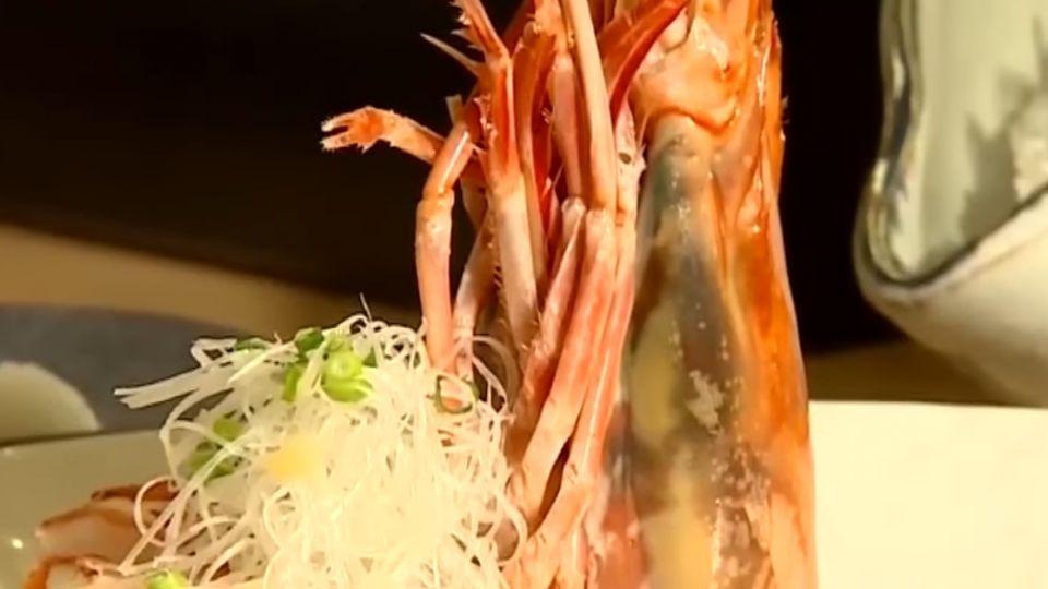 「冰塊+鹽水」 保存活蝦24小時肉質Q彈