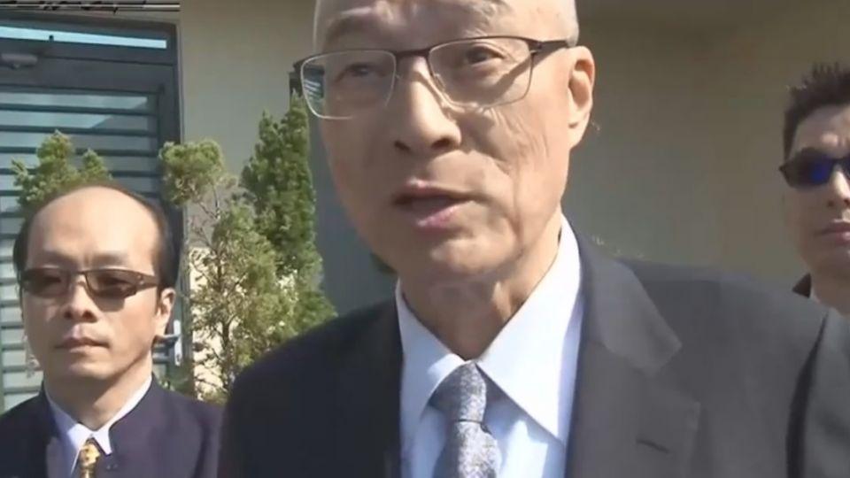 「黑道入黨」傷黨形象 蔡正元爆「W候選人」