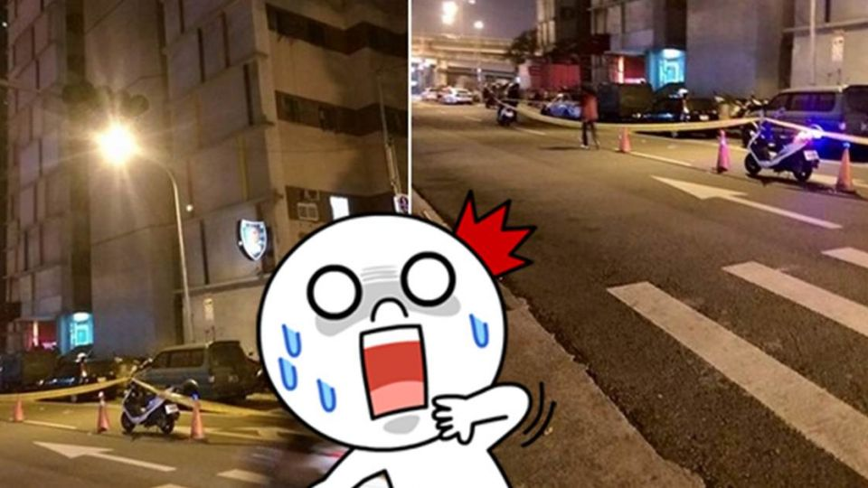 台北哪棟大樓最陰森? 有人說從「這一棟」向下探:很多人招手