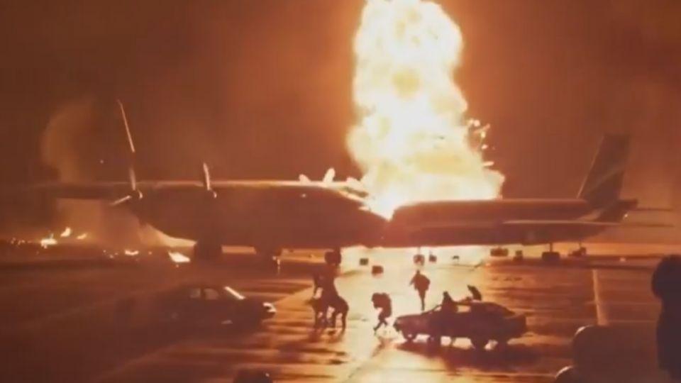 俄國最經典災難片「危機救援」比好萊塢更驚險