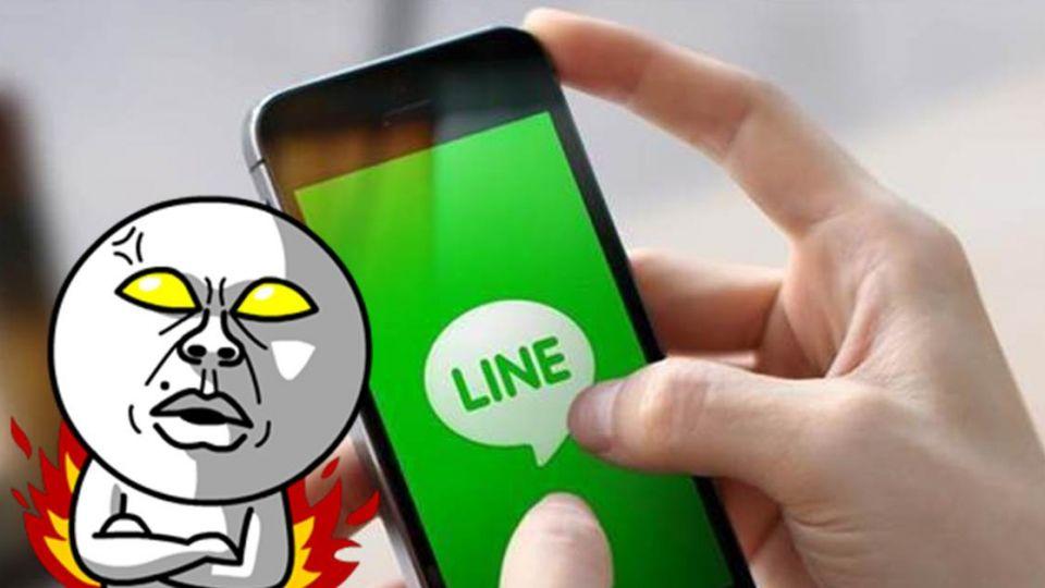 玩LINE讓人火大TOP 10 調查:已讀不回只排第二名
