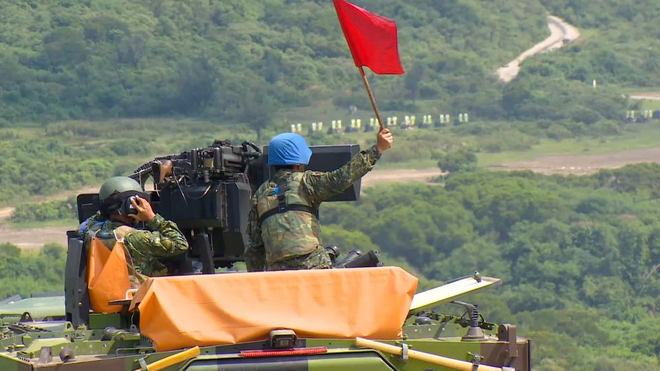 漢光33號演習提前五月實兵演練 配合總統就職周年?