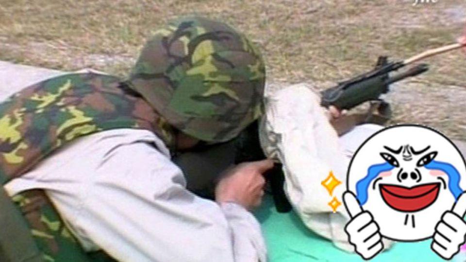 高中生打靶成績優秀者 國防部:國軍狙擊手親自教學