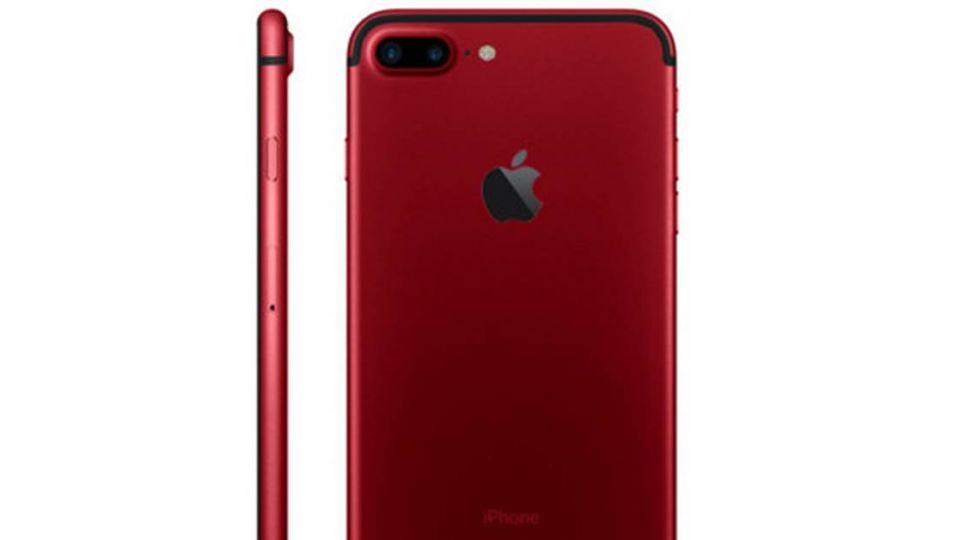 衝銷量!傳3月底發佈會 蘋果將推全新「紅色iPhone 7」