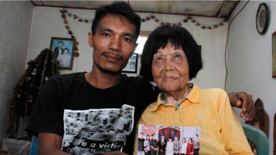 史上最狂婆孫戀!28歲男娶82歲阿婆 只因「聲音」迷死人