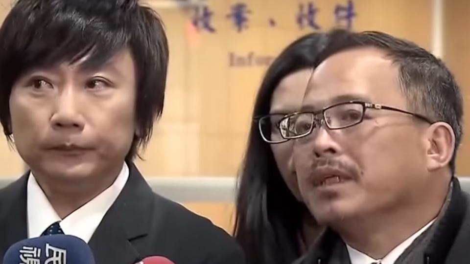 涉犯7個強制性交罪 秦偉出庭:相信法庭還清白