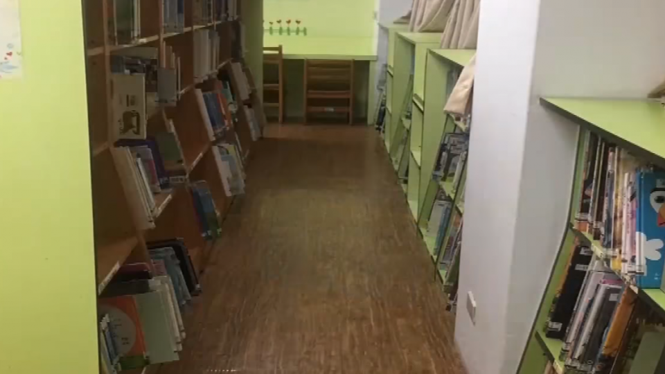 圖書館死角多、工作人員少 兒童安全成漏洞
