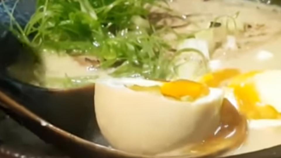 不要蛋改多給筍片! 日系拉麵店堅持半熟蛋