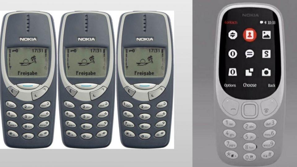 經典重現!Nokia 3310回來了 「貪食蛇」又將綁架你的大拇指