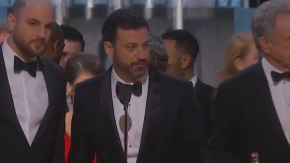 奧斯卡史上最大烏龍! 「最佳影片獎」頒錯片