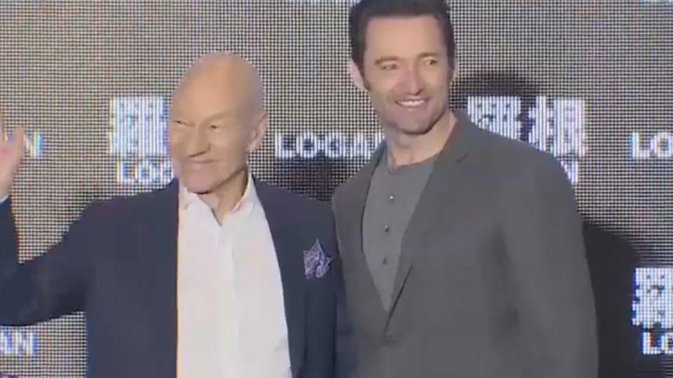 最後一次演金鋼狼 休傑克曼宣傳「羅根」