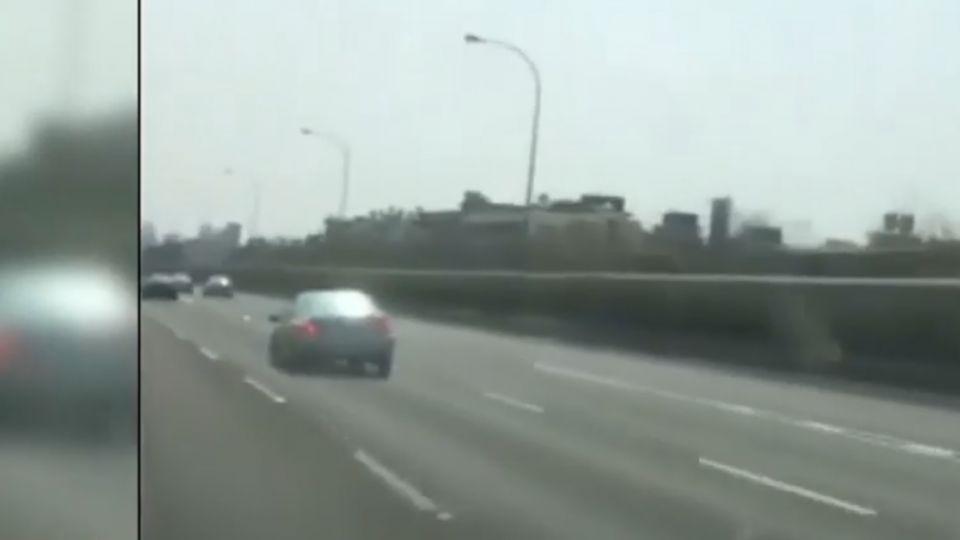 最狂肇逃駕駛 三輪狂飆國道近20公里