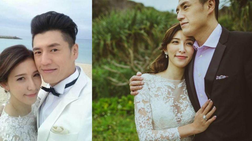 阿布1次娶2個女人 沖繩「浪漫婚紗照」曝光