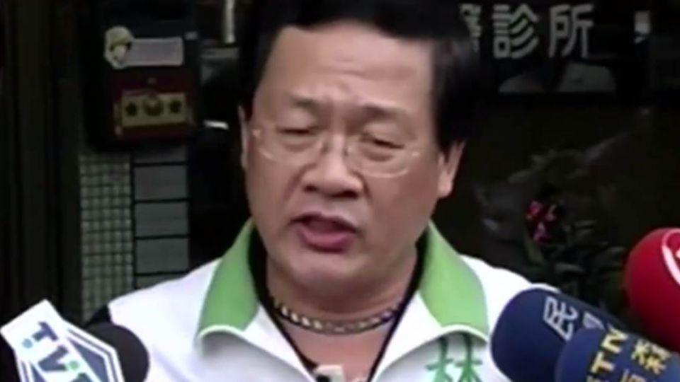 高雄市議員林武忠澄清口誤事件
