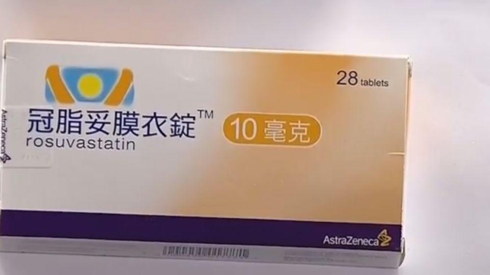 降血脂第一名藥物 「冠脂妥」爆偽藥流通市面