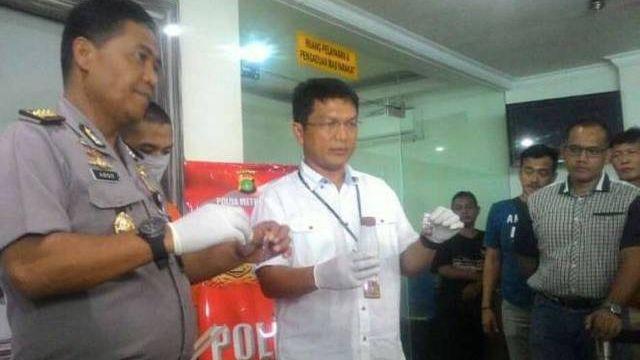 兩台籍旅客印尼販毒 其中1人拒捕遭當場擊斃