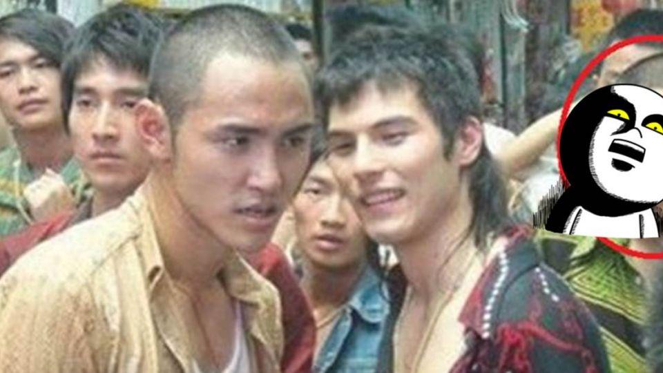 玖壹壹曬6年前客串《艋舺》舊照 粉絲:現在怎這麼帥?