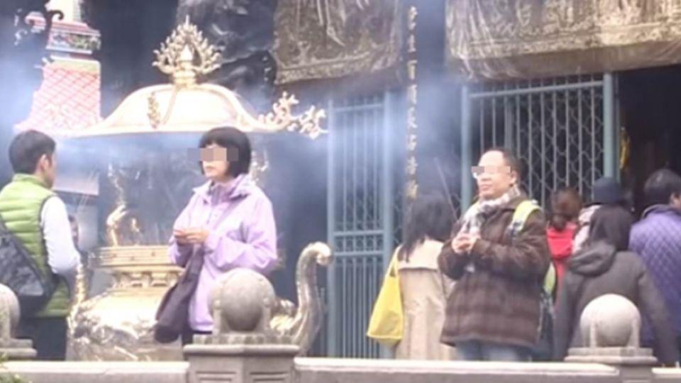 提倡拜拜不燒香!艋舺龍山寺 5月5號起香爐剩一座