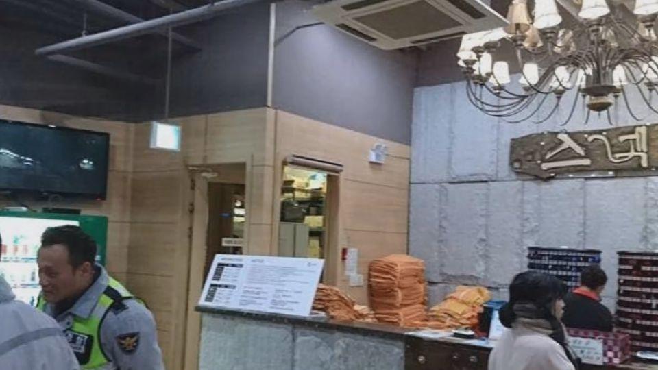 遊韓體驗留意!「汗蒸幕」置物櫃皮夾遭竊