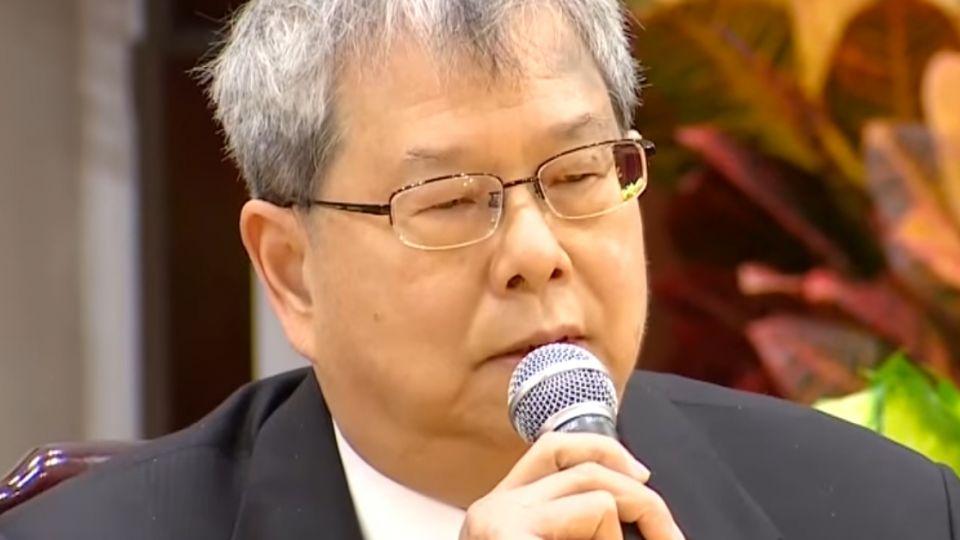 曾主張廢監院 陳師孟卻接受提名
