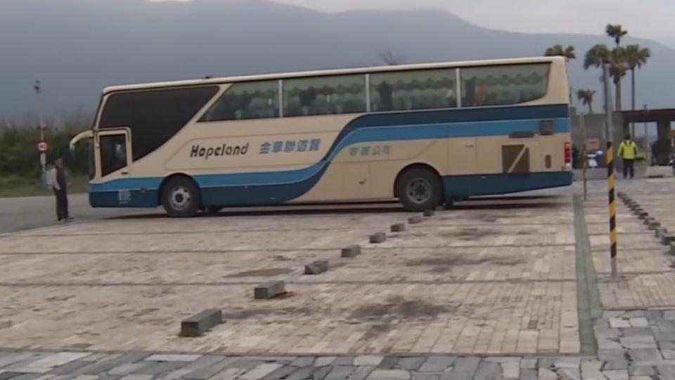 慘! 七星潭、太魯閣僅零星遊客 司機:都空蕩蕩