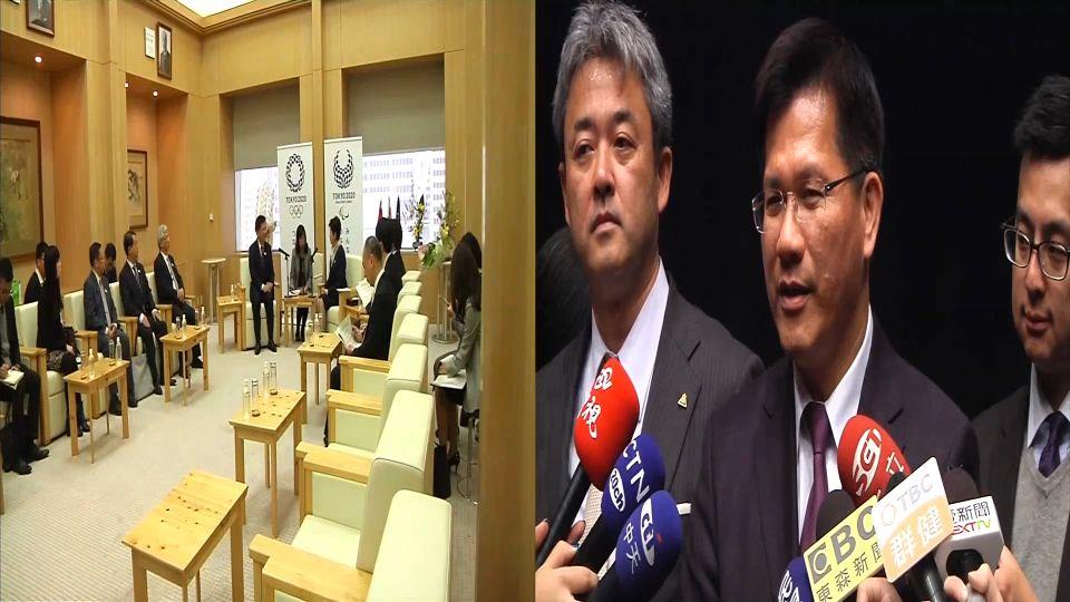宣傳台中花博 海外記者會首站在日本