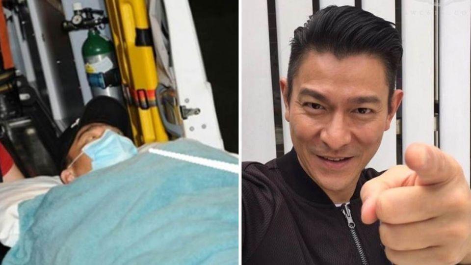 差點跳起來抱醫生!墜馬養傷2個月 劉德華PO照報喜「我回家了」