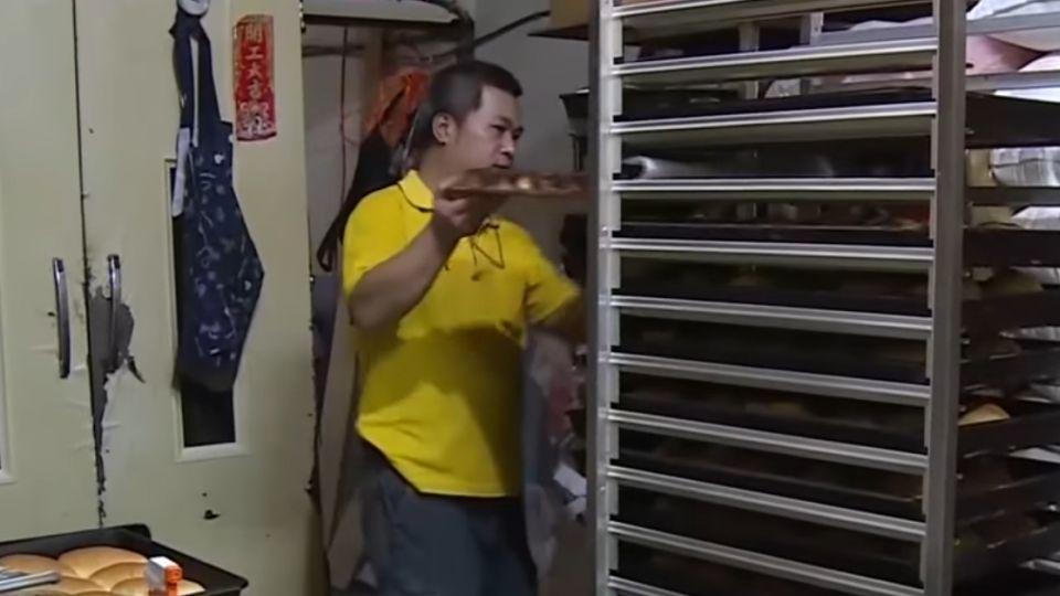 老闆夫婦賣10元麵包  薄利多銷養四口