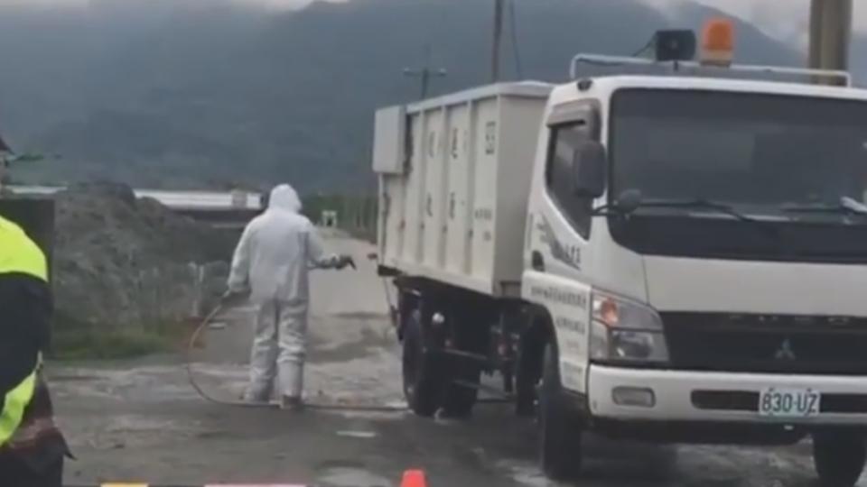 花蓮再爆H5N6! 撲殺一萬四千隻鴨 二度移動管制