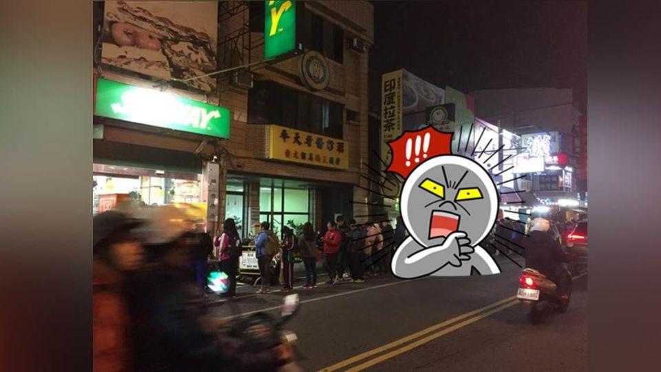 台灣人超愛買一送一?排隊人龍轉好幾圈 網友嚇傻了!