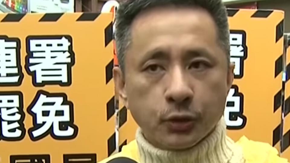 「拔昌列車」罷免連署 黃國昌:尊重公民權