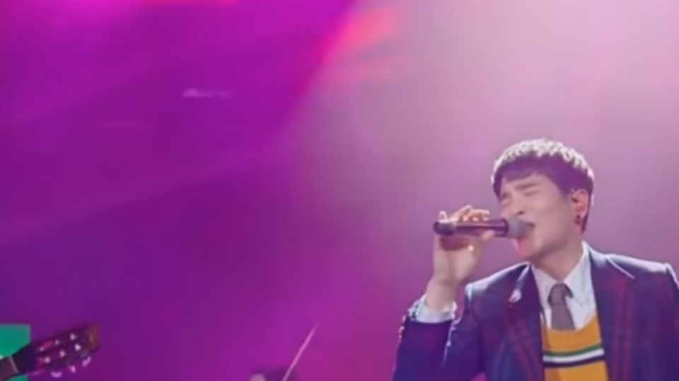 蕭敬騰搶積分 飆唱高難度歌「三天兩夜」