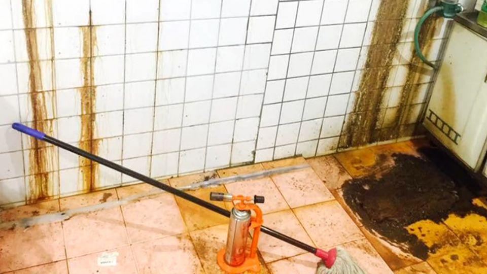 月花三萬租漏水屋 房客氣炸控「不退押金」