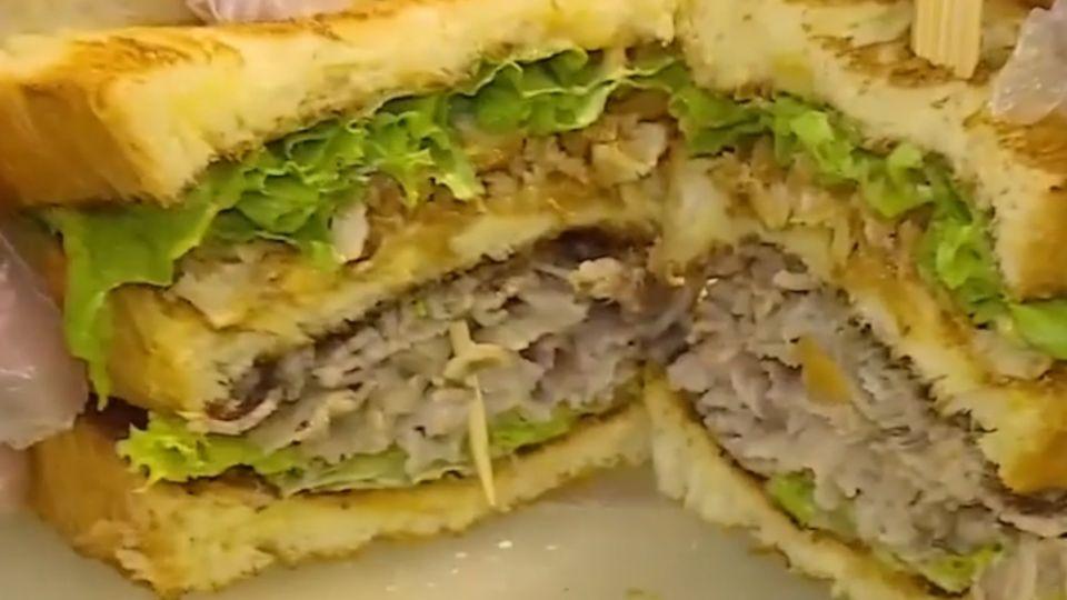 火鍋跑進三明治裡 「麻辣」行銷年收千萬