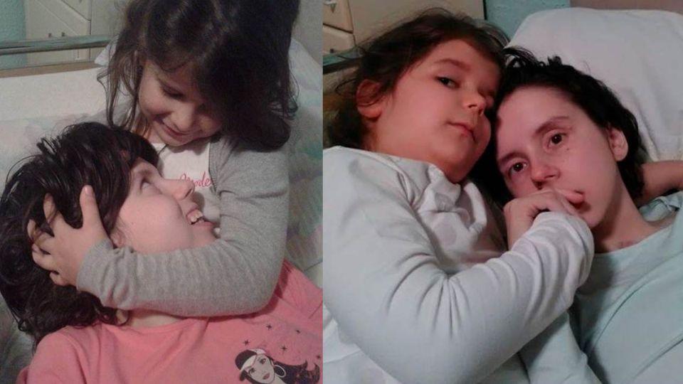 遲來的見面!年輕媽媽產後變「活死人」 甦醒後眼中女兒已7歲