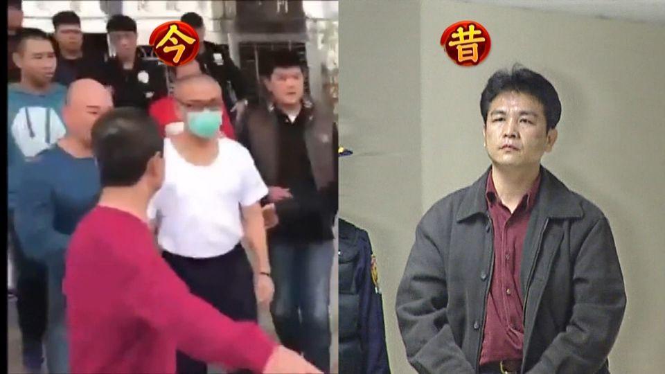 一聲「大ㄟ!」昔槍擊要犯謝惠仁出獄 眾小弟接風
