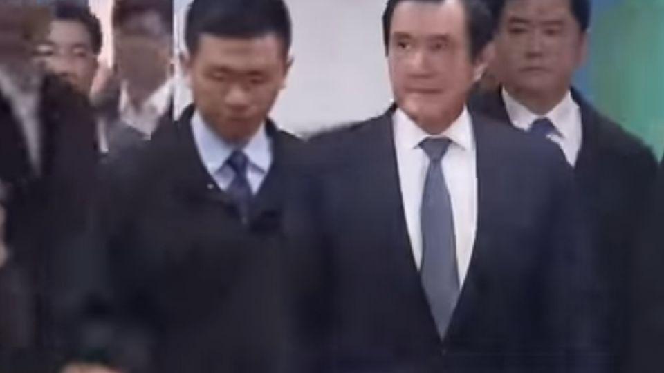 認定教唆洩密 馬英九違反「通訊保障」遭起訴!