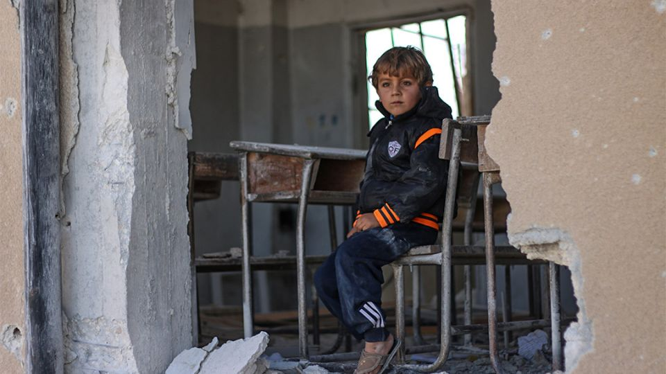 【端傳媒】聯合國報告:2016年是敘利亞的孩子們所經歷過最糟糕的一年