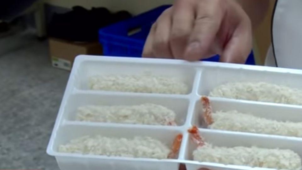 冷凍炸蝦期限怎算? 賣場員工:製作開始起算