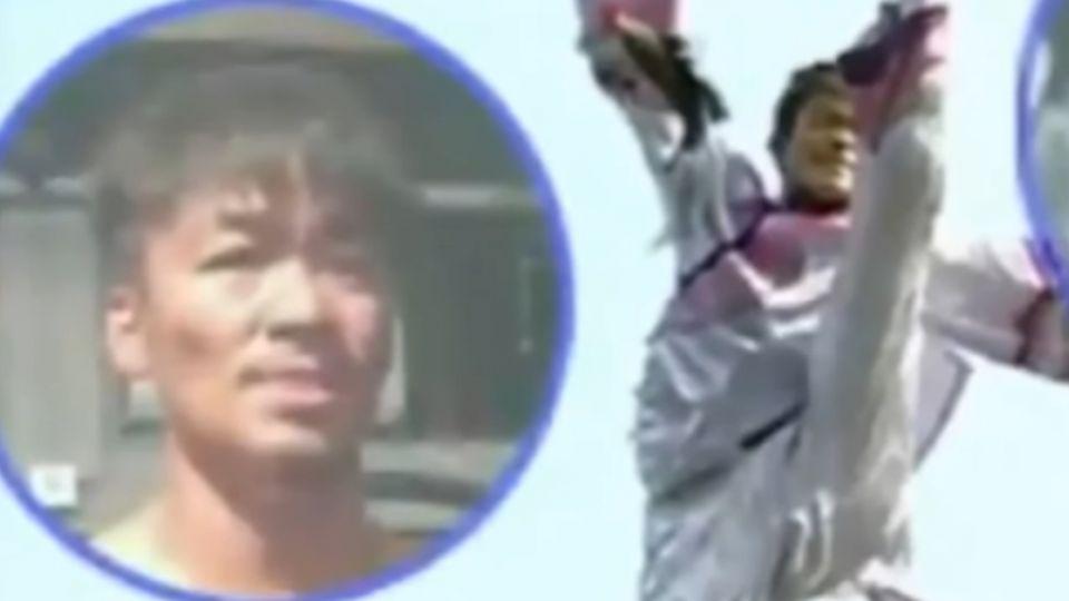 小燕子武打替身曝光 貌似陸演員王寶強