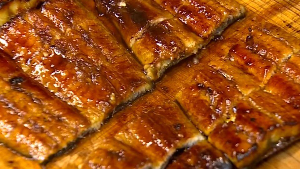 揭密! 鰻魚飯使用星鰻.白鰻肉質口感大不同