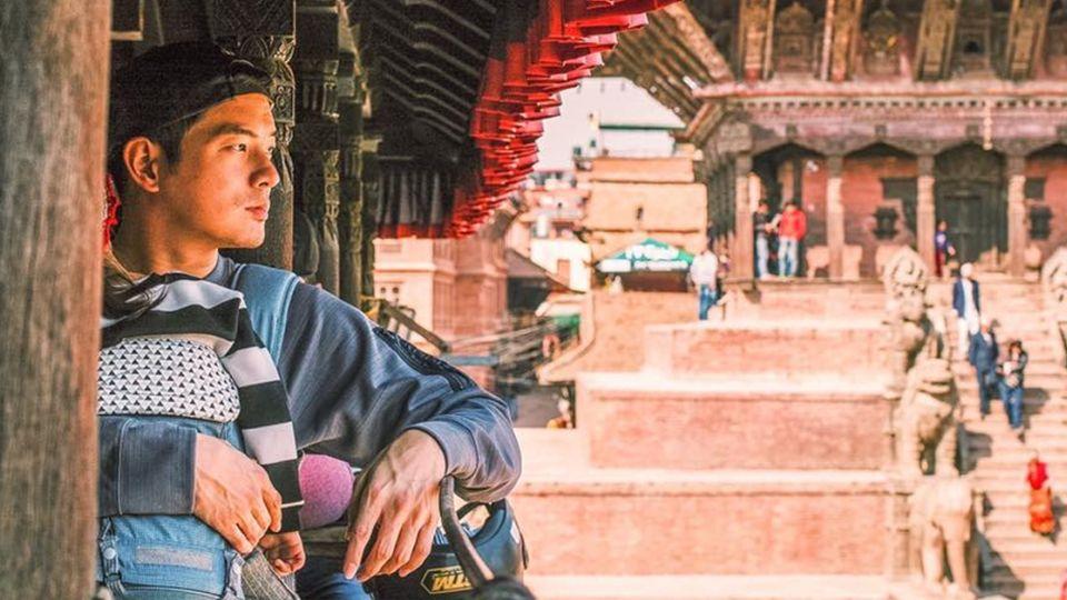 宥勝怒了!尼泊爾拍婚紗遇詐騙集團 老婆笑他「好單純」
