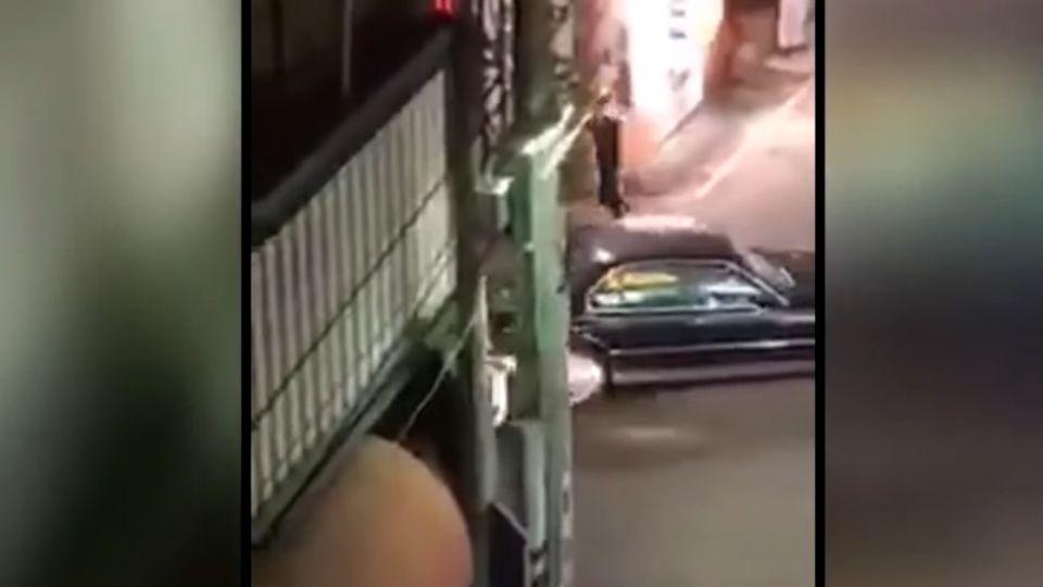 大七駕駛衝撞ALTIS行車糾紛 雙方都起訴!
