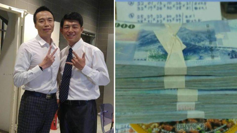 《甘味》男星自稱「角頭老大」 詐熟女PO「50萬現金蓋泡麵」嗆聲!