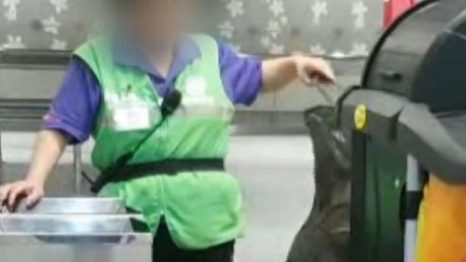捷運清潔外包商 遭控去年8月起「延後給薪」