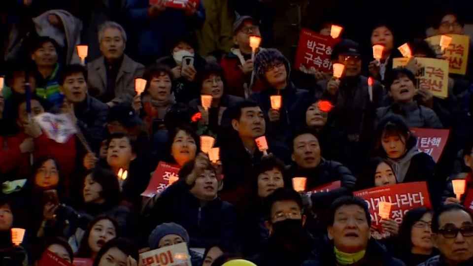 改革、保守派分裂 朴槿惠下台風波撕裂南韓