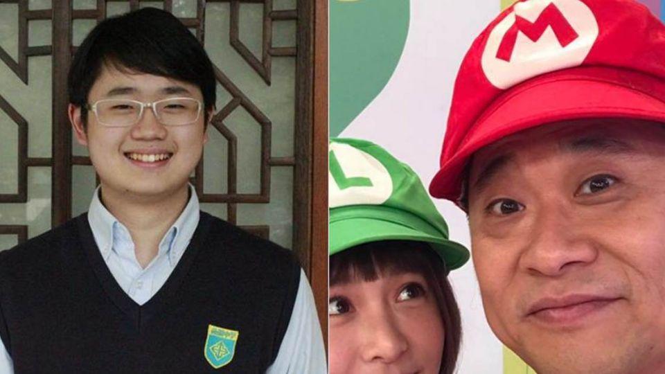 邰智源兒學測個申「4冠王」 因2歲給他看「這個」