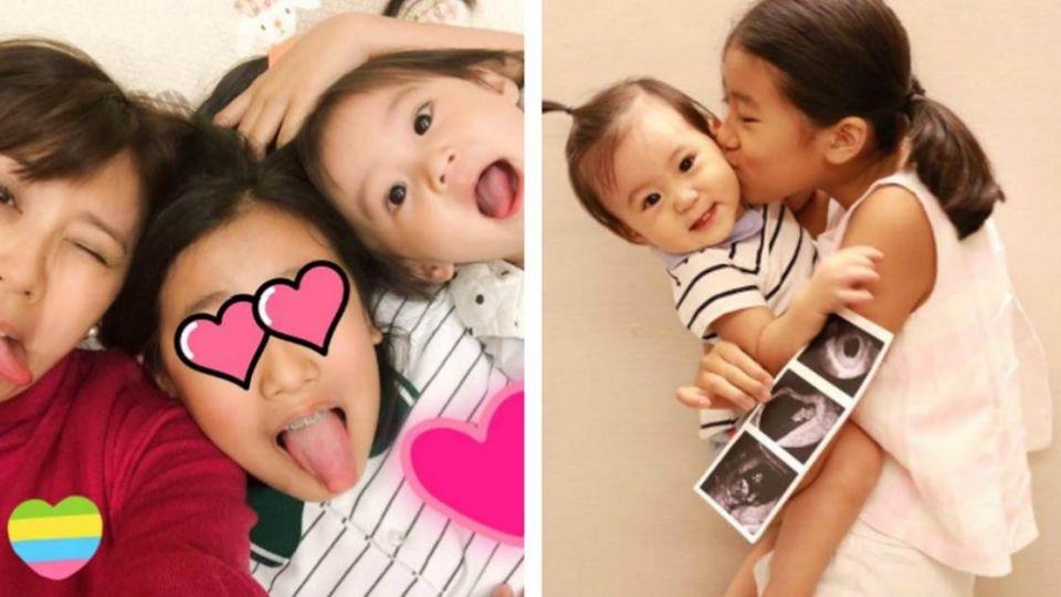 賈靜雯喜迎三女兒報到 孫志浩曬梧桐妹「正臉照」